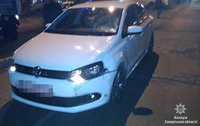 В Бердянске автомобиль сбил школьника