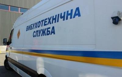 В Україні з початку року надійшло 600 дзвінків про  замінування
