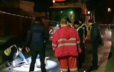 В Киеве мусоровоз задавил мужчину