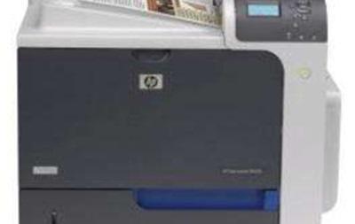 Серия цветных лазерных принтеров для предприятий HP Color LaserJet Enterprise CP4520