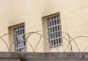В харьковской исправительной колонии осужденный пытался покончить с собой