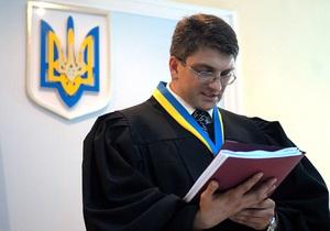 Киреев - Тимошенко - Печерский райсуд - Киреев стал и.о. замглавы Печерского райсуда Киева