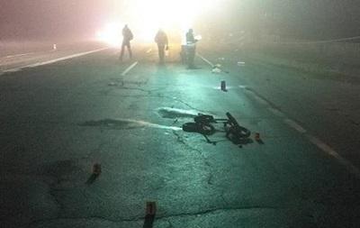 На Чернігівщині водій збив на смерть жінку з дітьми