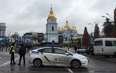 У центр Києва стягнули понад три тисячі силовиків
