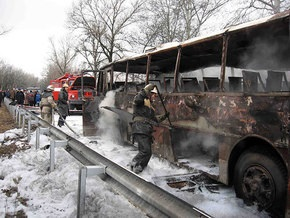ЧП на Донбассе: шесть пострадавших находятся в тяжелом состоянии