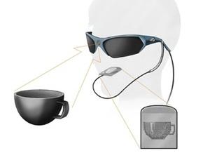 Американцы научат слепых видеть языком
