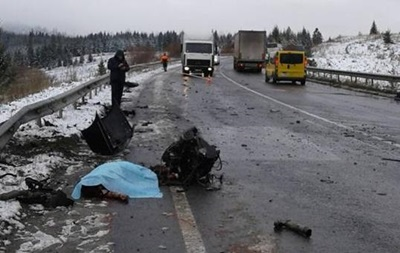 У Львівській області автобус зіткнувся з авто