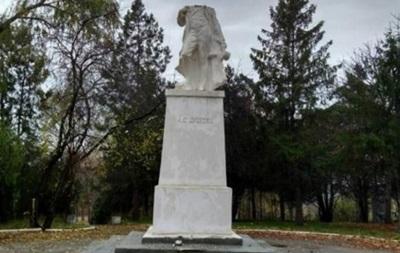 У Молдові осквернили пам ятник Пушкіну