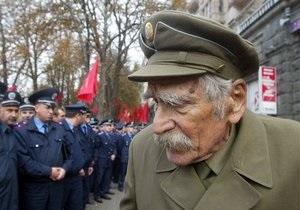 На Волыни открыли памятник героям УПА