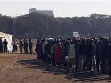 В Зимбабве проходит второй тур президентских выборов