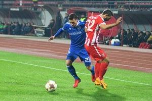 Динамо неожиданно проиграло в Албании
