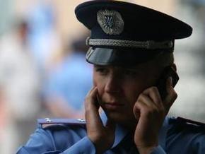 Черниговская милиция проверяет информацию о заминировании магазина