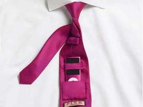 Британский бренд представил галстук с карманом для iPod