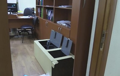 У Києві пограбували університет