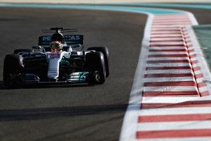 Гран-прі Абу-Дабі: Хемілтон - найкращий на третій практиці