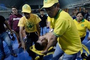 Сальвадорський боксер помер після поразки нокаутом