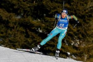 Українка Меркушина потрапила в десятку кращих у спринті на Кубку IBU