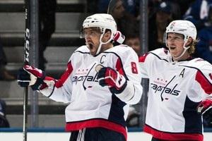 НХЛ: Вашингтон одержал победу над Торонто, Питтсбург обыграл Тампу