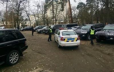 В Киеве задержали более 60 участников встречи криминальных авторитетов