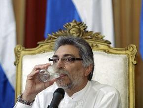 Президент Парагвая принес извинения за то, что имеет внебрачных детей