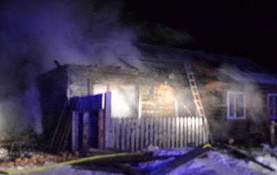 Мать итрое детей погибли впожаре втомском селе