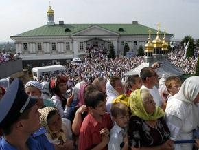 В Киев привезли Почаевскую чудотворную икону