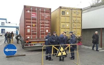 У порту Одеси виявили радіоактивні матеріали
