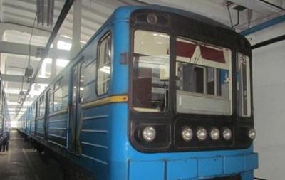 Київський метрополітен запропонував стартаперам купити два вагони