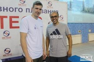 Главным тренером сборной Украины по плаванию стал бразилец