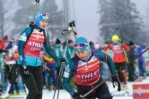Біатлон: Джима і Меркушина побіжать індивідуальну гонку в Естерсунді