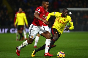 Вотфорд - Манчестер Юнайтед 2:4. Відео голів та огляд матчу