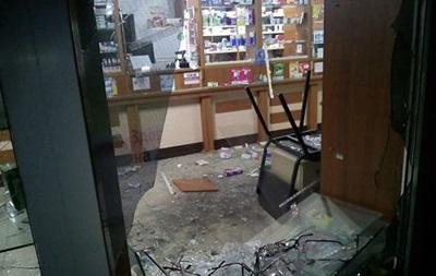 В аптеку Харькова бросили гранату
