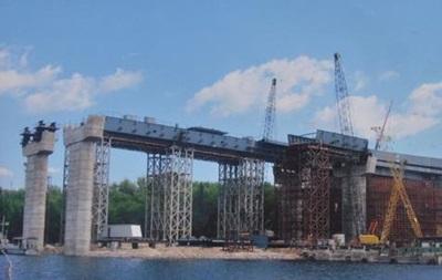 Занедостроенные мосты вЗапорожье вбюджет возвратят 172 млн грн