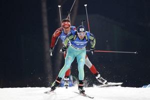 Биатлон: Украина определилась со стартовым составом гонки в Эстерсунде