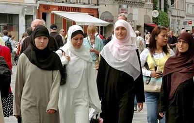 В Европе ожидают увеличения в два раза числа мусульман