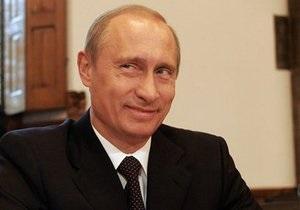 Сегодня президент России Владимир Путин отмечает 60-летие