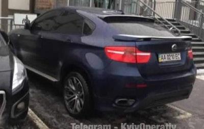 У Києві  герой паркування  знову відзначився