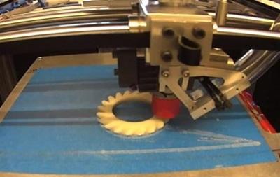 У США розробили найшвидший 3D-принтер