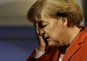 Меркель назвала позором для Германии деятельность Национал-социалистического подполья