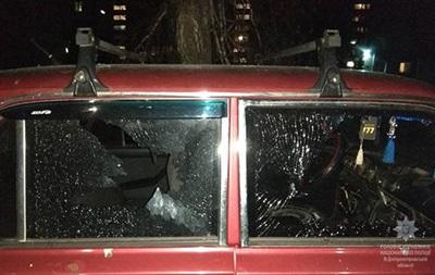 В Каменском во дворе жилого дома взорвалась граната