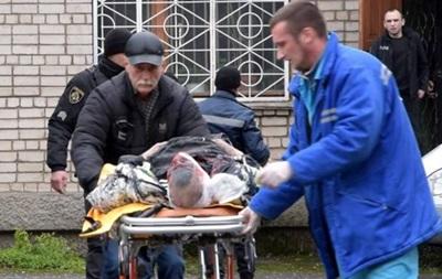 Взрыв в Никополе: шестеро остаются в больнице