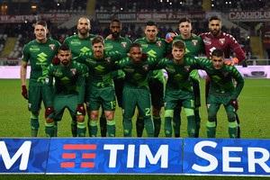 Торіно змінив клубні кольори в пам ять про трагедію Шапекоенсе