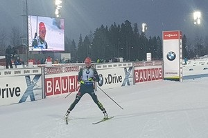 Биатлон: Херрман повторила успех спринта, Пидгрушная ворвалась в десятку