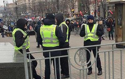 Порядок у Києві охороняють понад тисячу силовиків
