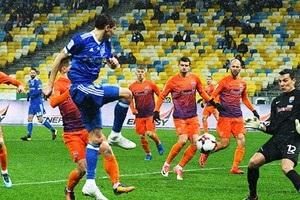 Динамо здобуло розгромну вольову перемогу над Маріуполем