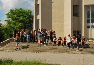 В Тернополе во время рок-фестиваля произошла массовая драка
