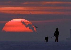 Экологи предсказали рекордное сокращение озонового слоя этой весной