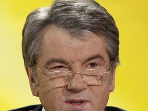 Шуфрич заявил, что Рада начнет процедуру импичмента Ющенко, если он не уволит Стельмаха