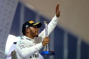 Гемільтон визнаний найкращим гонщиком року