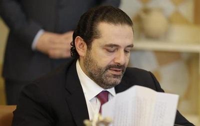 Премьер Ливана передумал уходить в отставку